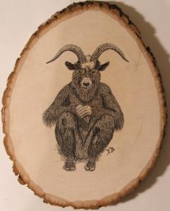 Goat-Ape